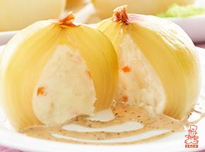 北海道産まるごと玉ねぎと ポテトのサラダ