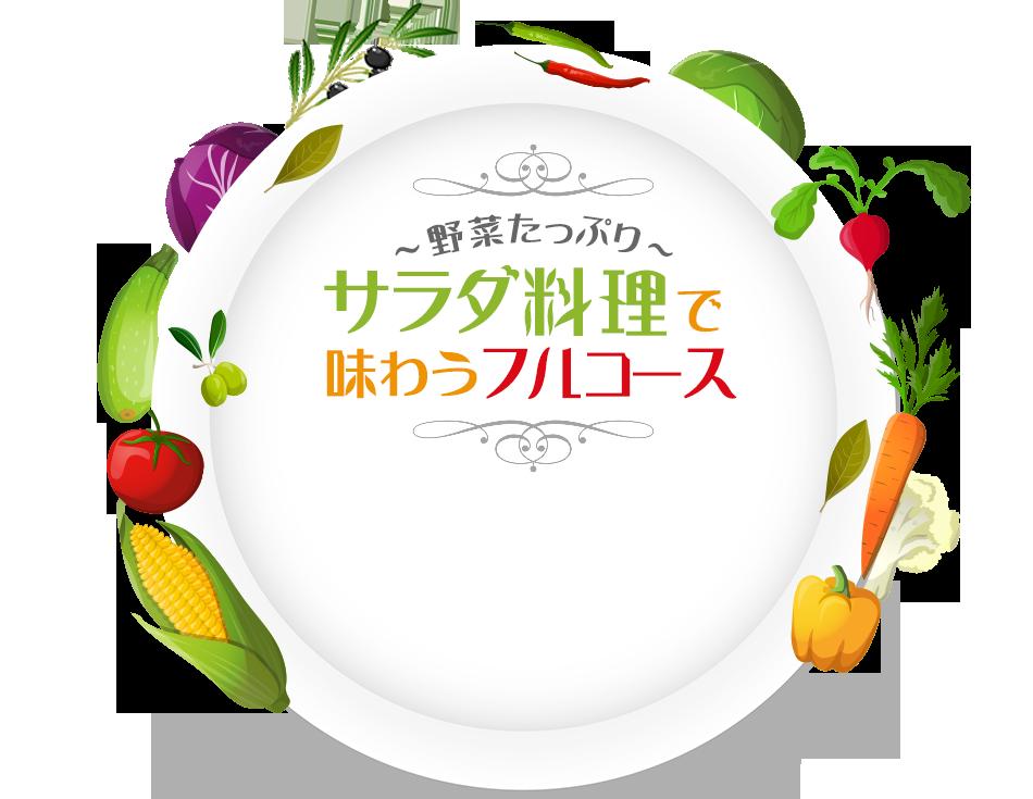 Vol.4 中国 サラダ料理で味わうフルコース