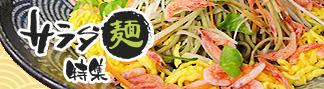 サラダ麺レシピ特集